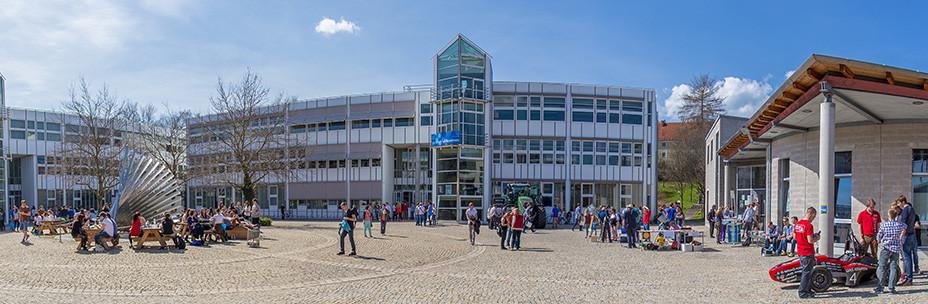 Hochschule Kempten Header
